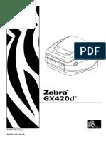 GX420d