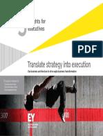 EY 5 Translate Strategy Into Execution