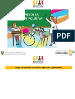Presentación 3 Dimensiones, Inclusion, Escuela, Rol Docente-1495220681