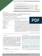 Microstructural Investigation de Primera