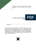 Guía práctica para desarrollar una investigación-acción