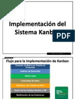 Implementacion Del Sistema Kanban