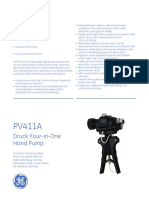 Pv411a - Four-In-One Hand Pump Brochure English 0