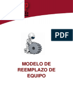 Modelo de Reemplazo de Equipo