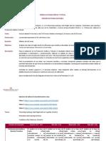 Rúbrica Producción Gráfica y Textual (70%) - Inglés 8