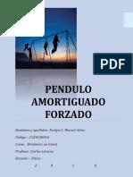 PENDULO AMORTIGUADO FORZADO