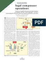 Centrifugal Compressor Operation