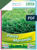 Brochure Marandu 2014