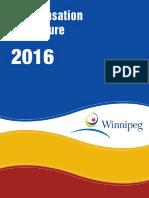 City of Winnipeg Compensation Disclosure