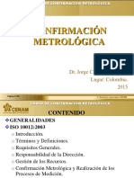 1-Confirmacion Metrologica 2015