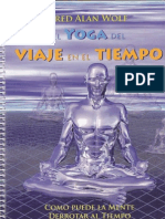 24469957 Fred Alan Wolf El Yoga Del Viaje en El Tiempo