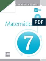 Cuadernillo MATE 7 Digital