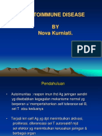 K19 - Dasar Penyakit-Penyakit Autoimmun SLE, Rheumatoid, GNAPS, Dll
