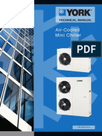 Air Cooled Mini Chiller (TM YAC 0114 C)