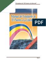 Manual Del Estudiante de El Puente a La Libertad
