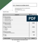 Liquidacion de Obra - Plantilla.xls