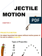 Projectile Motion (1)