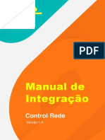 Manual de Integracao Control Rede
