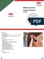 Manual IDB41