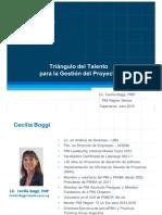 02- Triangulo Del Talento y La Direccion de Proyectos - Cboggi