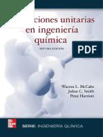 12022014Operaciones Unitarias en Ingeniería Química - 7edi Mccabe