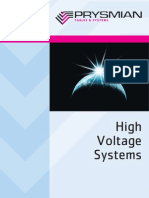 Leaflet High Voltage A4