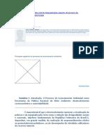 Principais Aspectos Do Processo de Licenciamento Ambiental