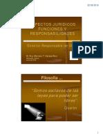 Aspectos Juridicos DRO 2016