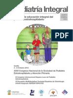 Pediatría Integral XVI Especial 15