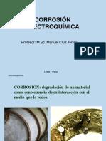 Clase 1 Corrosion