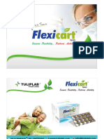 Flexicart - A herbal/Ayurvedic Medicine for Arthritis