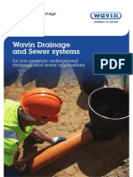 Wastewater Sewer Manual-Wavin