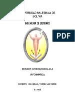 Dosier Int. a La Informatica