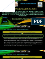 Exposicion de Titulacion Al 50%. Sevillano - Ninaquispe