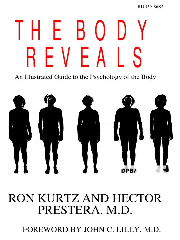 Body Reveals: Illustrated Guide to the Psychology of the Body