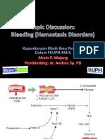TD Bleeding Disorders