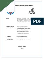 """Proyecto """"Creación del Servicio de transitabilidad vehicular y peatonal con puente Fermín Málaga – Villa Tablazo del Distrito de la Unión, Provincia y Región Piura""""."""