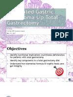 lymphoma w gastric perforation final use