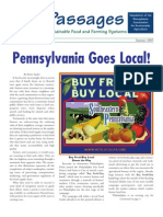 Summer 2003 Passages Newsletter, Pennsylvania Association for Sustainable Agriculture