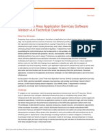 WAAS Software Version 4.4 Technical Overview