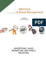 MKT3418 Lecture 9 Plain