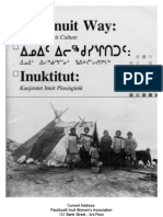 The Inuit Way