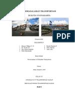 Permasalahan Transportasi Yogyakarta