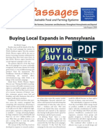 July-Aug 2004 Passages Newsletter, Pennsylvania Association for Sustainable Agriculture