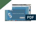 Pantallazo evaluación interactiva