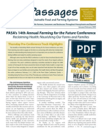 Jan-Feb 2005 Passages Newsletter, Pennsylvania Association for Sustainable Agriculture