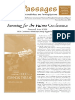 Nov-Dec 2005 Passages Newsletter, Pennsylvania Association for Sustainable Agriculture