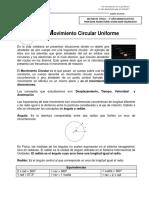 Movimiento Circular2-3° Electivo