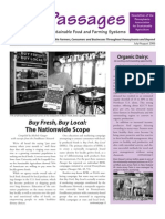 July-Aug 2006 Passages Newsletter, Pennsylvania Association for Sustainable Agriculture