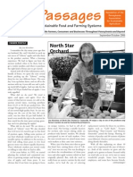 Sept-Oct 2006 Passages Newsletter, Pennsylvania Association for Sustainable Agriculture